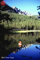 Josephus Lake Fly Fishing Salmon River Mountains