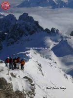 Valluga Arlberg San Anton Ski Guide Clients