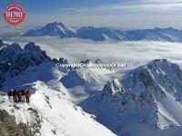 Ski Guide Clients Valluga Arlberg San Anton