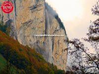 Stubbach Falls Switzerland Lauterbrunnen