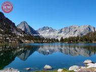 Kings Canyon National Park Sierras Reflections