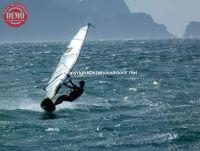 Windsurfer Maui Hawaii