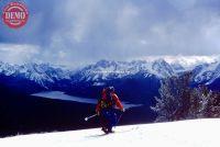 Boundary Creek Ridge Telemarking