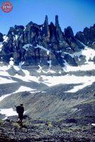 Lost River Pinnacles Climber