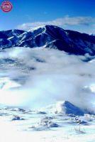 Bald Mountain Sun Valley Fog