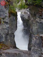 Near Banff Canada Waterfall