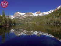 Sawtooth Mirror Hell Roaring Lake