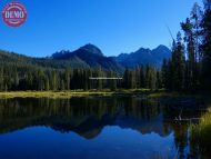 Sawtooth Mountain Fishhook Echoes