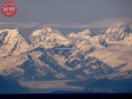Alaska Cloud Coastal Mountains