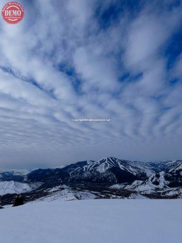 Sun Mountain Sun Valley Bald Mountain