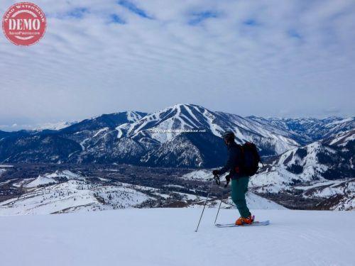 Alpine Tourist Sun Mountain Baldy