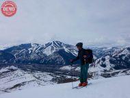 Sun Mountain Baldy Alpine Tourist