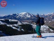 Ski Mountaineer Morgan Ridge