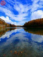 Alaska Mountain Lake Matanuska River