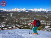 Alpine Tourist Sessions Peak White Clouds