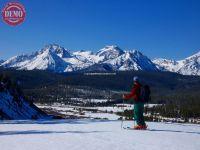 Stanley Creek Ridge Ski Mountaineer