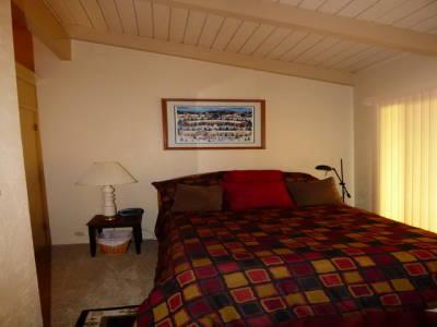 Upstairs Full Bedroom