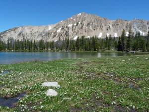 Born Lake / Lonesome Peak