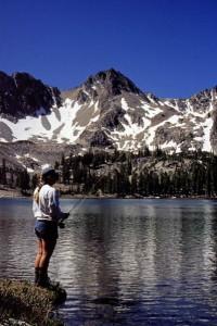Parks Peak Lake