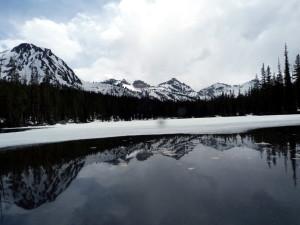 Toxaway Lake Basin
